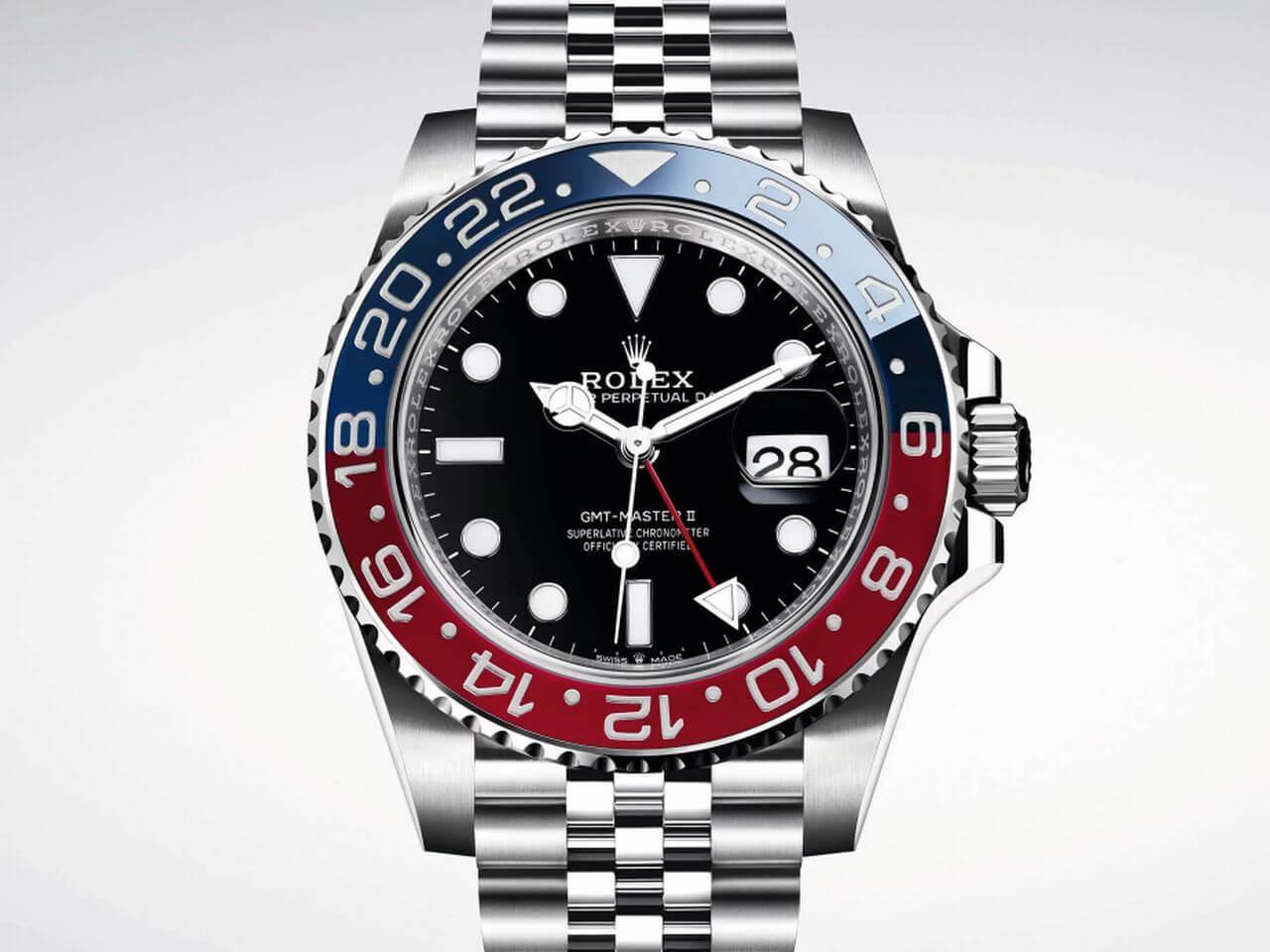 best authentic 042a2 8b375 9/12更新]最新126710BLROロレックスGMTマスター2の買取相場 ...