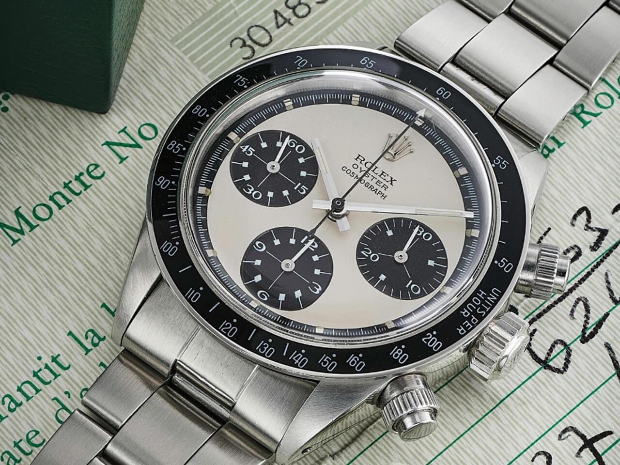ROLEX Ref. 6263 Oyster Cosmograph Mark 2