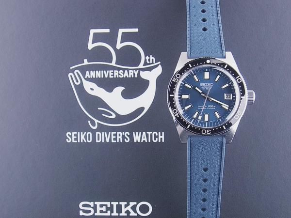 SEIKO-PROSPEXㄠSeiko-Divers-Watch-55th-Anniversary-Limited-Edition-SBEX009