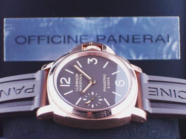 PANERAI-Luminor-Marina-8-Days-Oro-Rosso-PAM00511