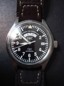 IWC パイロットウォッチ IW325101買取実績