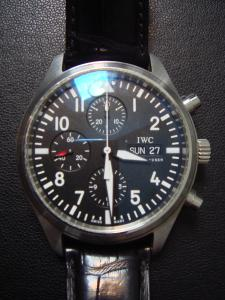 IWC パイロットウォッチ IW371701買取実績