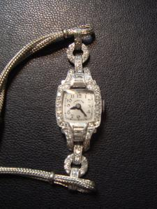 ハミルトン アンティーク Jewelry-watch買取実績