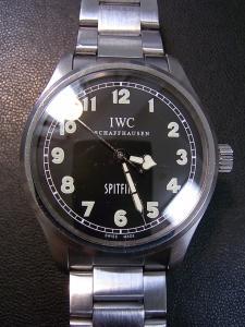 IWC スピットファイア IW325305買取実績