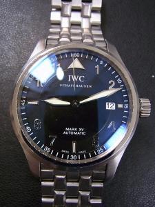 IWC スピットファイア IW325312買取実績