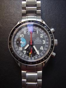 オメガ スピードマスター 3520.53買取実績