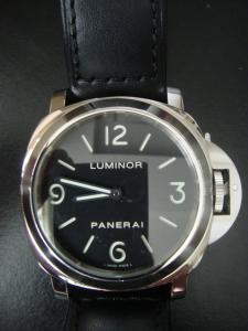 パネライ ルミノール PAM00112買取実績