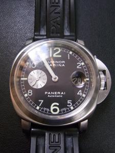 パネライ ルミノール PAM00086買取実績