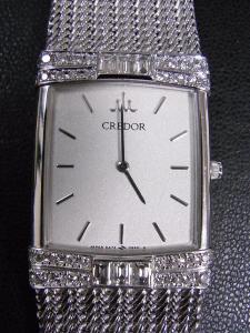 クレドール ジュリ jewelry-watch買取実績