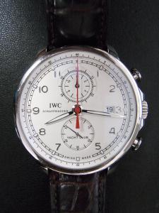 IWC ポルトギーゼIW390206が高価買取になる理由