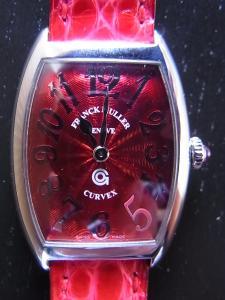 フランクミュラー トノウカーベックス 1752QZ-REL-SP-GO買取実績