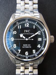 IWC パイロットウォッチ IW325517
