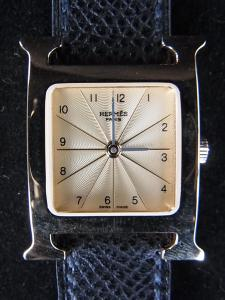 エルメス H watch HH1.201