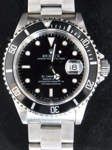 finest selection 54a31 5e05c ロレックス サブマリーナ 16610(S番シリアル(1993年製 ...