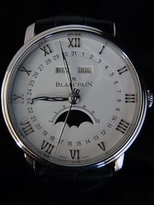 ブランパン ヴィルレ6654-1127-55Bが高価買取になる理由