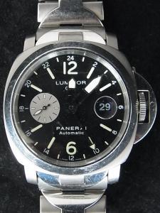 パネライ ルミノールGMT PAM00161