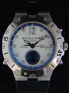 ブルガリ ディアゴノ SD38SVGMT