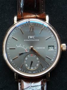 IWC ポートフィノIW510104が高価買取になる理由