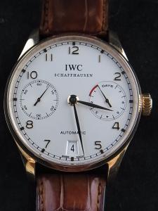 IWC ポルトギーゼIW500101が高価買取になる理由
