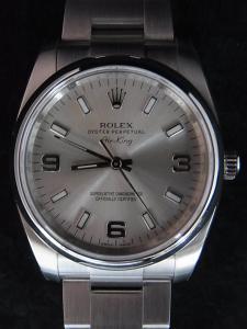ロレックス エアキング 114200