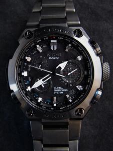 カシオ ジーショックMRG-G1000B-1AJRが高価買取になる理由