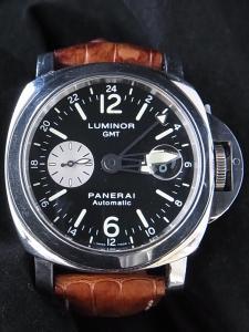 パネライ ルミノールGMT PAM00088買取実績