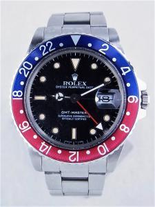 ロレックス GMTマスター 16750買取実績