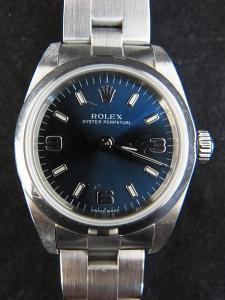 ロレックス オイスターパーペチュアル 76080買取実績