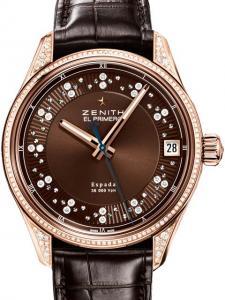 ゼニス エルプリメロ 22-2170-4650-76-C713買取実績