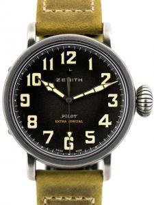 ゼニス パイロット 11-1940-679-91-C807買取実績