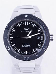 IWC アクアタイマー IW353602買取実績