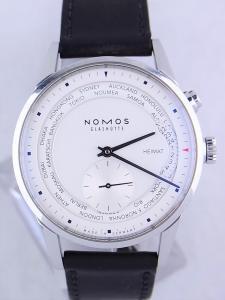 ノモス チューリッヒZR1X4W2が高価買取になる理由