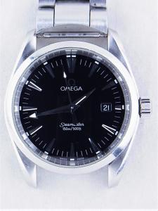 オメガ シーマスターアクアテラ 2517.50買取実績