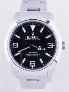 ロレックス エクスプローラー 214270買取実績