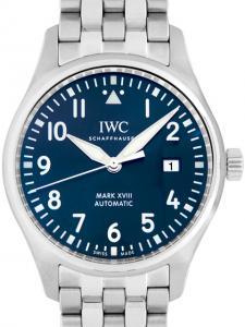 IWC パイロットウォッチ IW327016買取実績