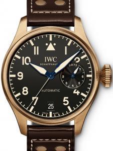 IWC パイロットウォッチ IW501005買取実績