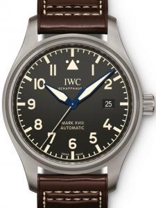 IWC パイロットウォッチ IW327006買取実績