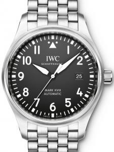 IWC パイロットウォッチ IW327015買取実績