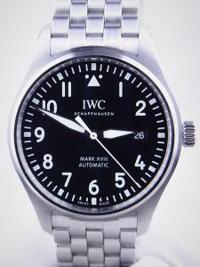 IWC パイロットウォッチ IW327011買取実績