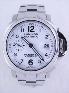 パネライ ルミノール PAM00051買取実績