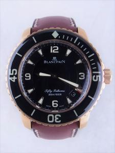 ブランパン フィフティファゾムズ5015A-3630-63Bが高価買取になる理由
